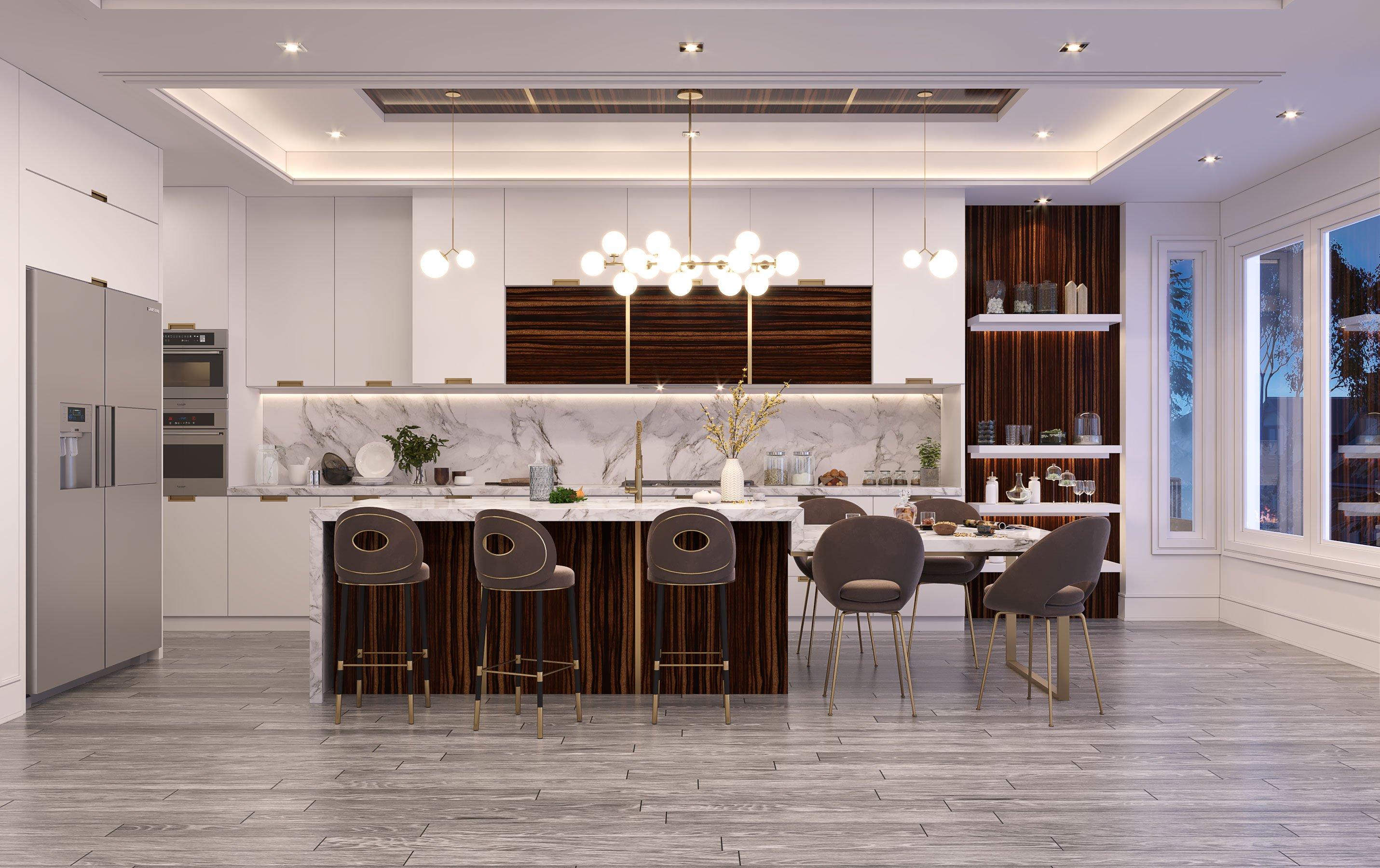 Harmon interior design