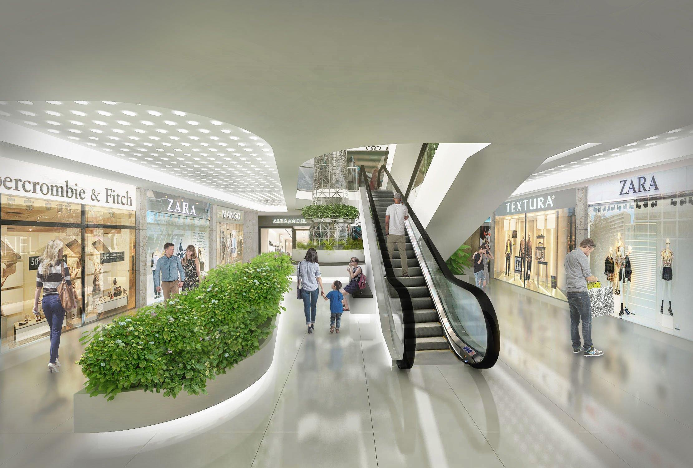 Nika Shopping Mall