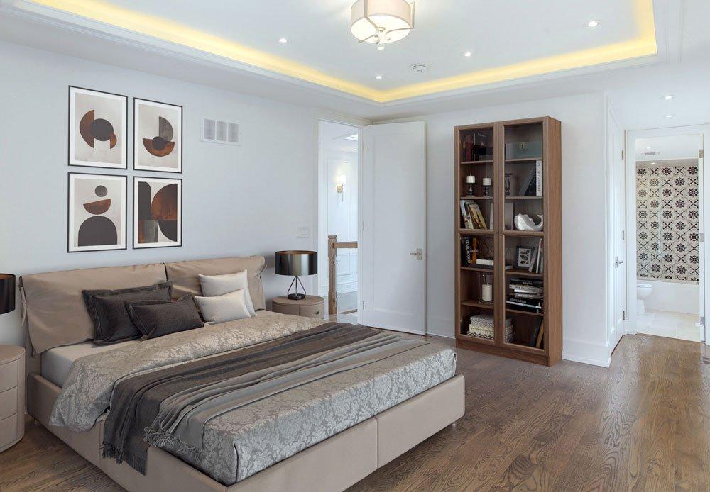 After bedroom