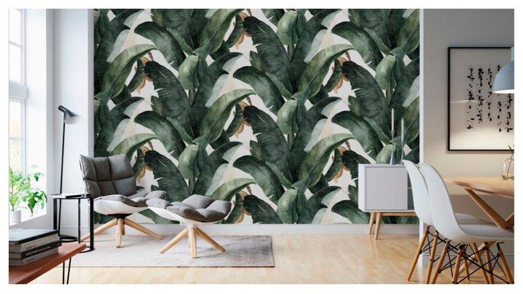 Biophilic Wallpaper